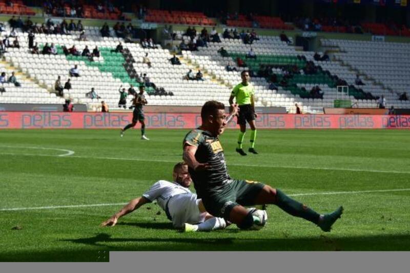 İttifak Holding Konyaspor - Aytemiz Alanyaspor: 1-1
