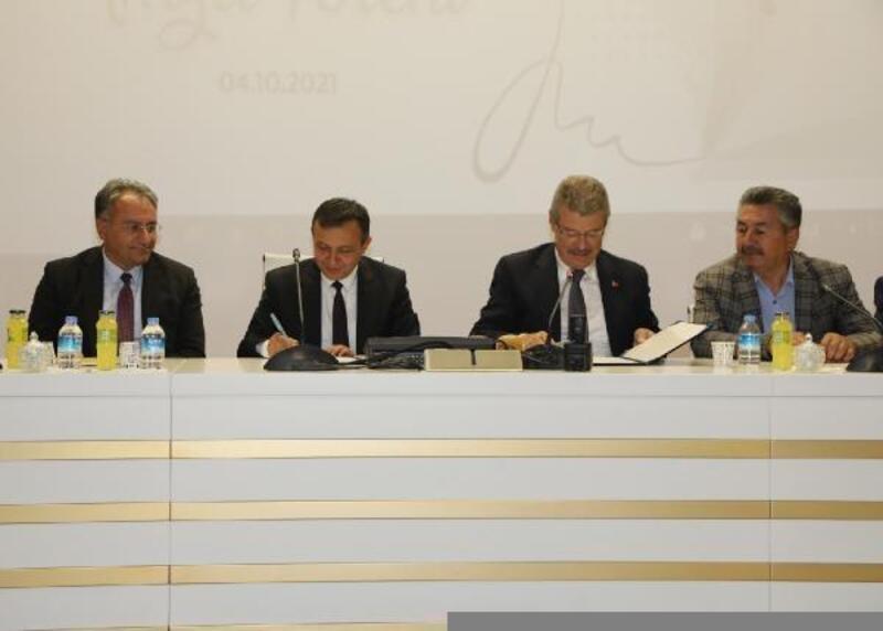ERÜ ileKayseri Şeker Fabrikası arasında patent lisans protokolü imzalandı
