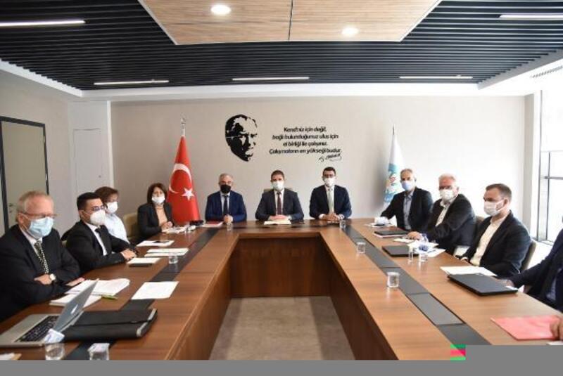 Türkiye-Danimarka Stratejik Sektör İşbirliği toplantısı Manisa'da yapıldı