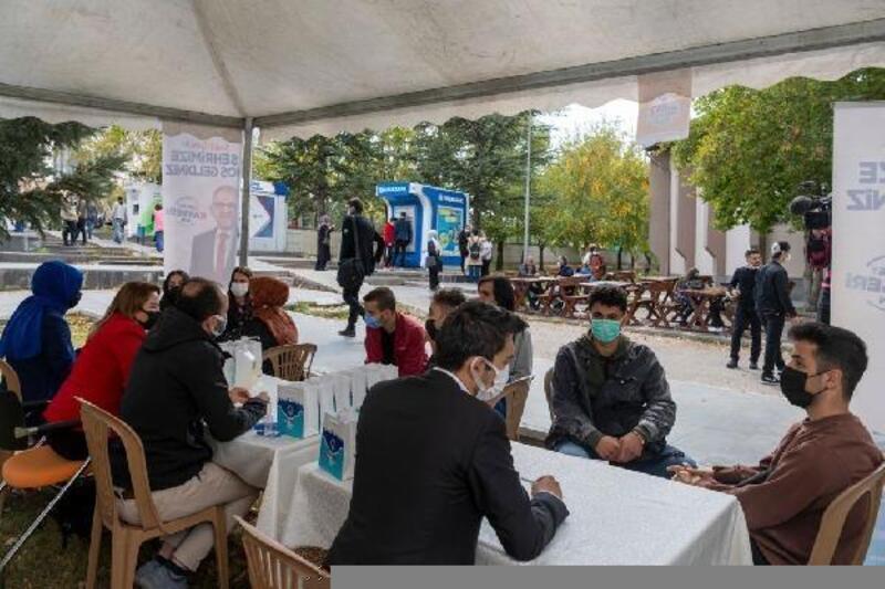 Büyükşehir'den öğrencilere danışmanlık ve rehberlik hizmeti