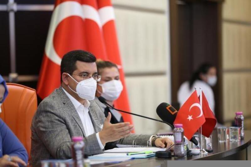 Kepez Belediye Meclisi'nden önemli kararlar