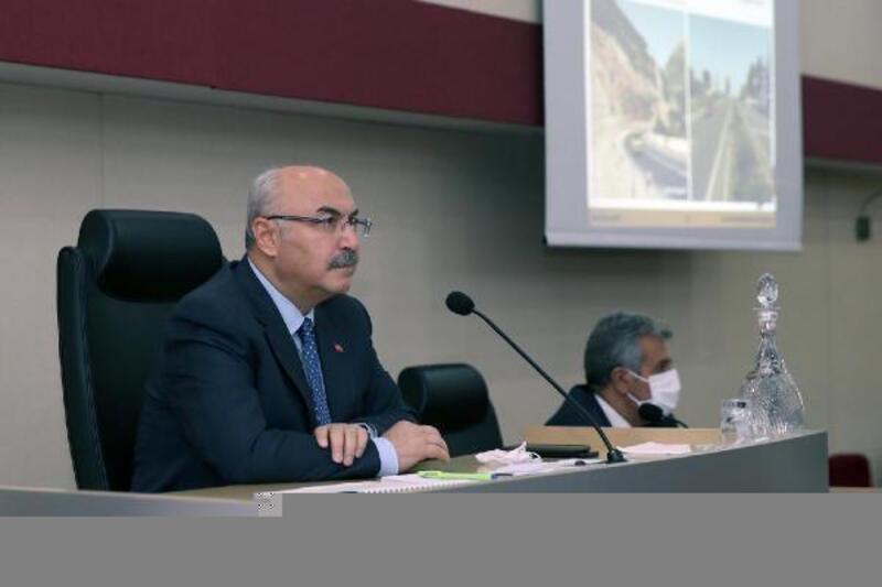 İl Koordinasyon Kurulu, Vali Köşger başkanlığında toplandı