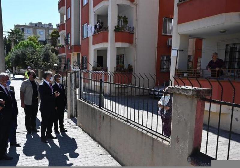 Osmaniye'de iki doz aşılamada yüzde 77,6'ya ulaşıldı