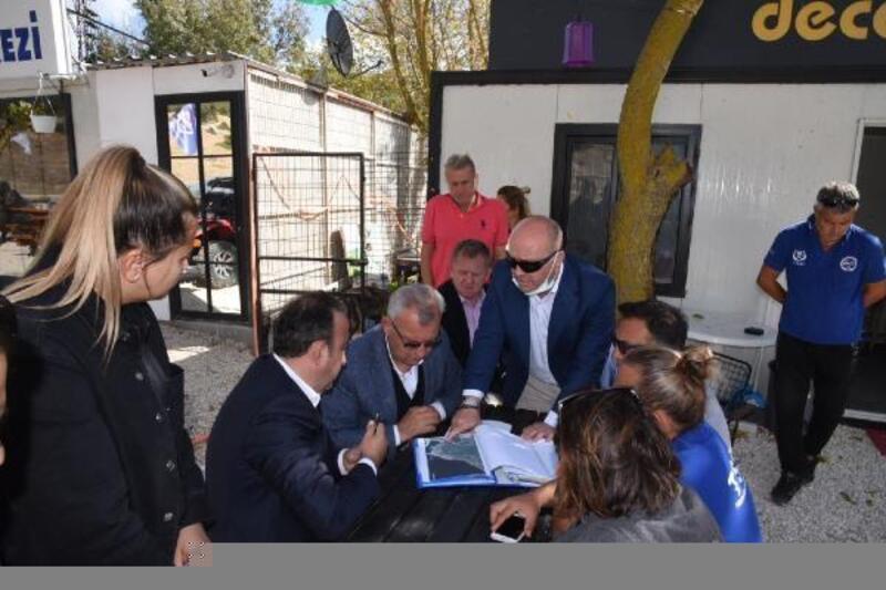 Saros'taki İbrice Limanı için yeni proje hazırlandı