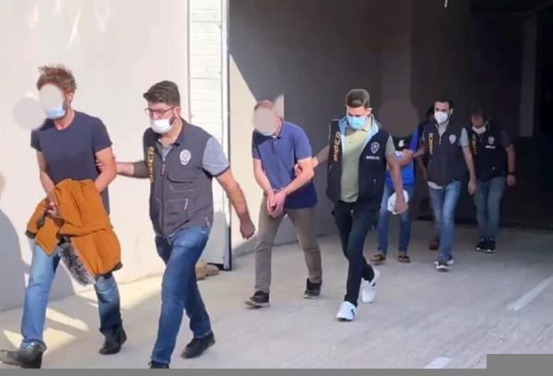 Kapora alıp, 27 kişiyi dolandıran 4 şüpheli tutuklandı