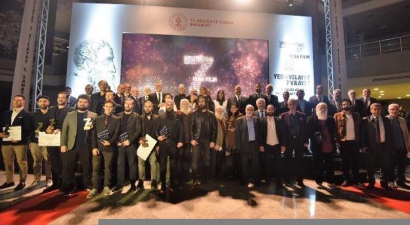 Uluslararası Yed-i Velayet 7 Vilayet Kısa Film Festivali'nde ödül heyecanı