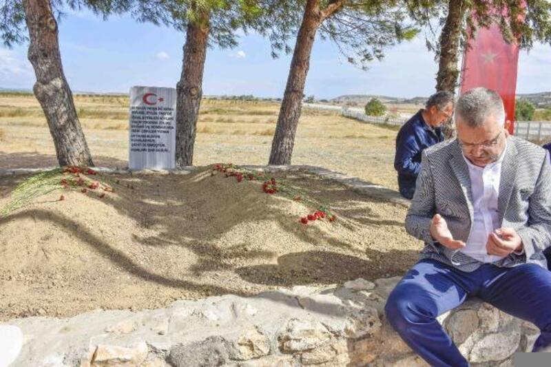 Karacabey'de milli mücadele kahramanlarına vefa