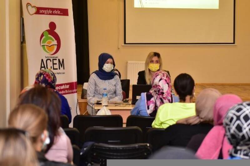 Tuzla Belediyesi'nden 950 anne ve çocuk için eğitim