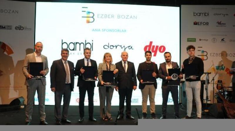 Ezber Bozan Tasarım Yarışması'nın kazananları belli oldu
