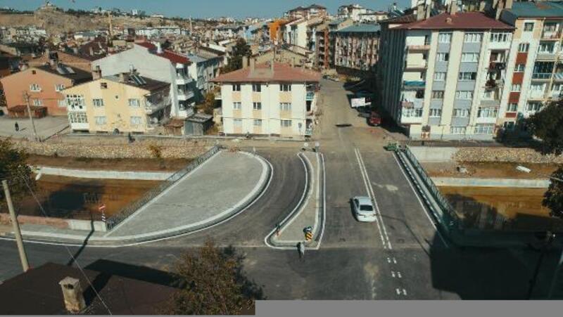 Gülyurt bağlantı köprüsü trafiğe açıldı