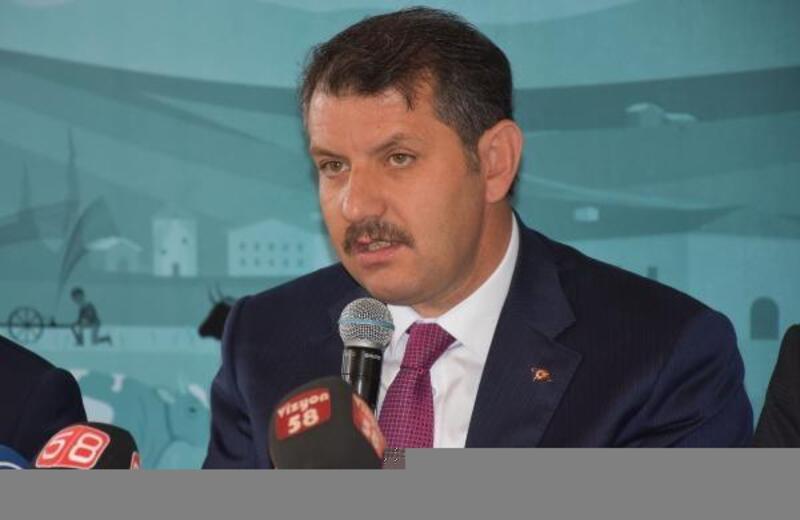 Vali Ayhan: Hedefimiz Sivas'ı tarım ve hayvancılıkta AR-GE merkezi yapmak