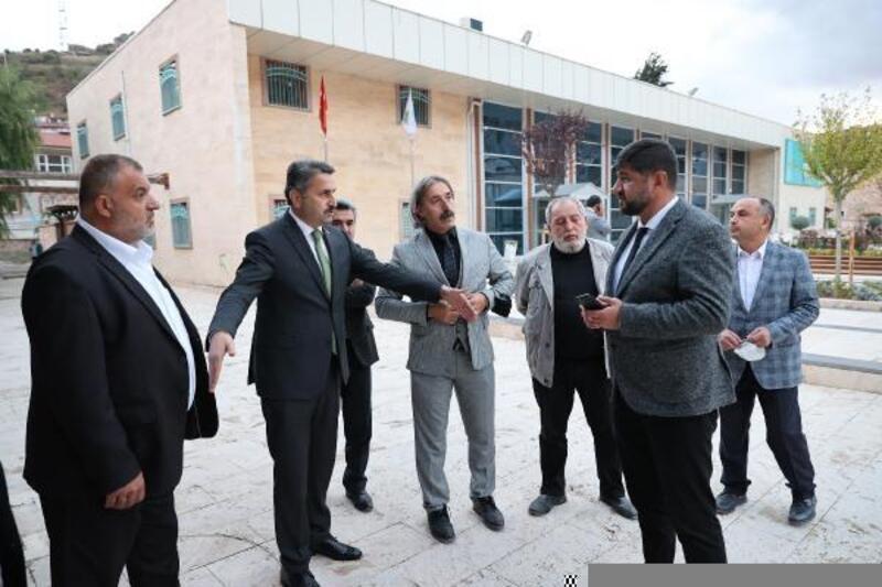Tokat'ta Geleneksel Gıda ve El Sanatları Satış Merkezi yapılıyor
