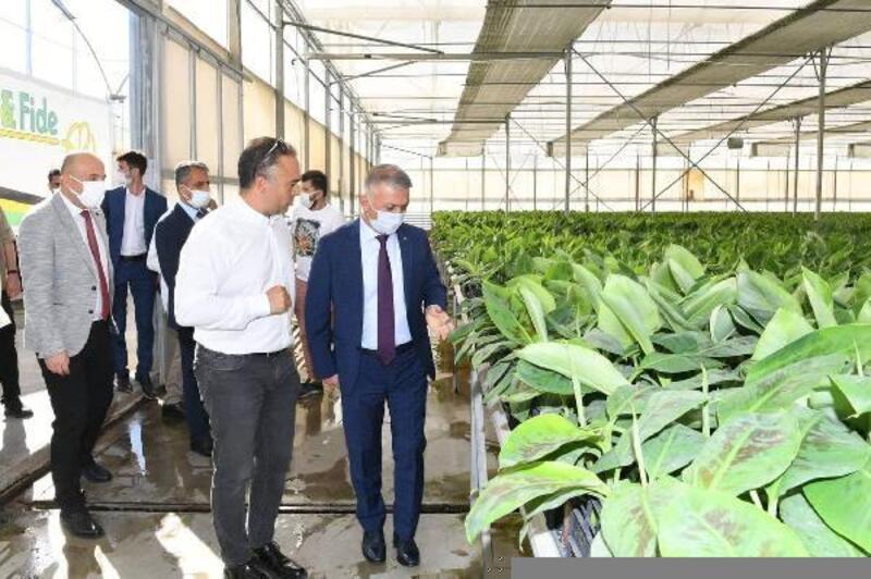 Vali Yazıcı: Tarımsal üretimde verim ve kaliteyi arttırmalıyız