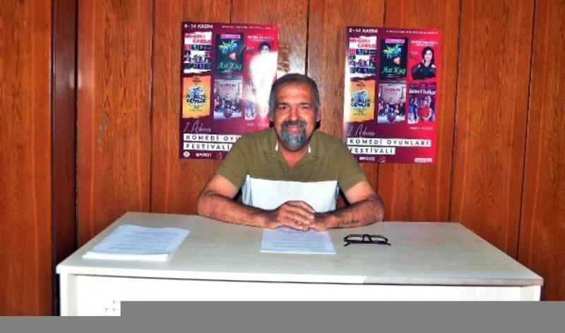 2'inci Adana Komedi Oyunları Festivali 8 Kasım'da