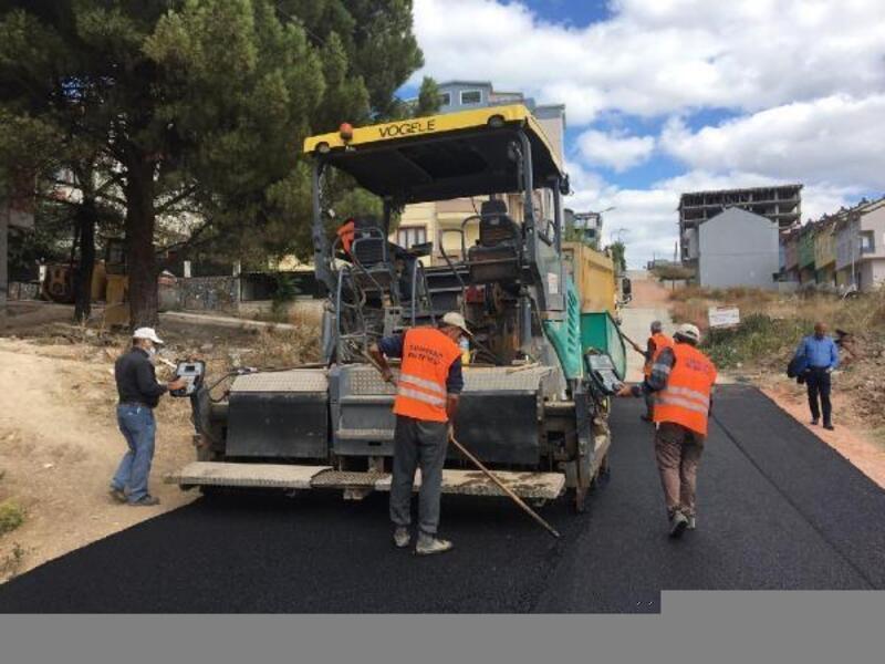 Osmangazi'de asfaltsız yol kalmayacak