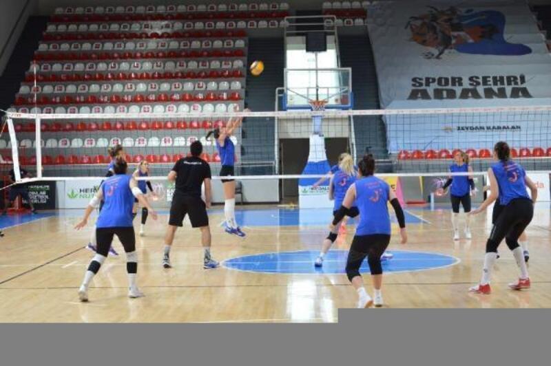 Çukurova'nın Sultanları ilk maçına çıkıyor