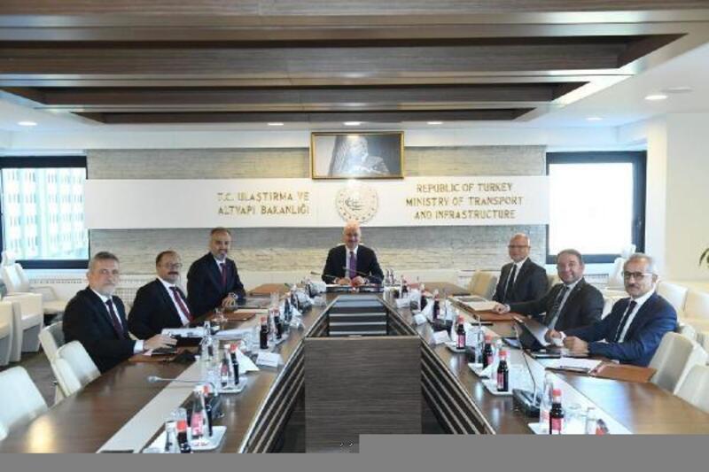 Bursa'nın ulaşım talepleri ve projeleri Ankara'ya sunuldu
