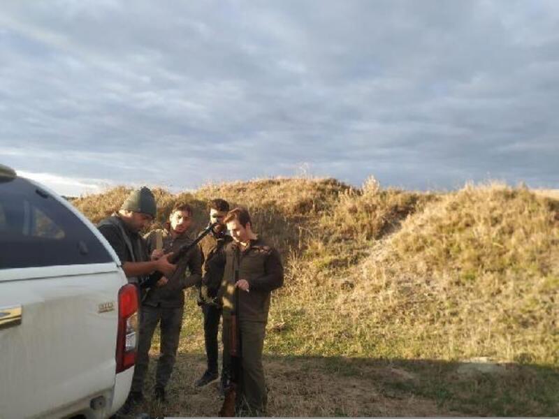 Doğa koruma ekipleri 570 avcıyı denetledi