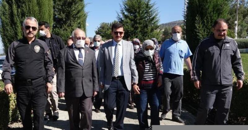 Burdur'da 'Yerden Göğe Kadar Sağlık' etkinliği