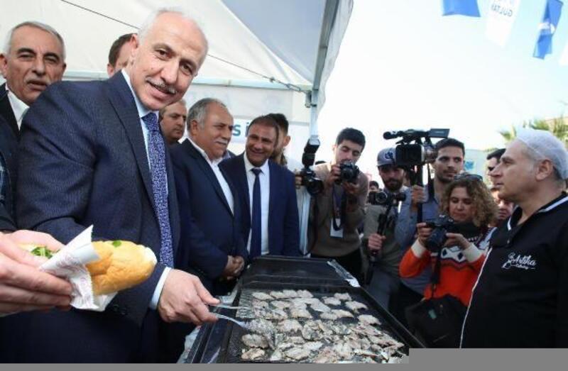 Başkan Gültak'tan çağrı: Balık festivaline davetlisiniz