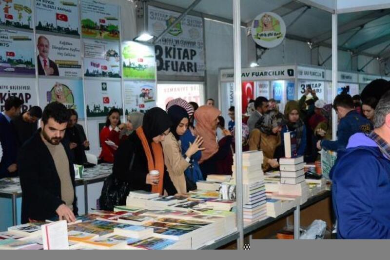 Osmaniye Belediyesi, 5'inci Kitap Fuarı'na hazrılanıyor