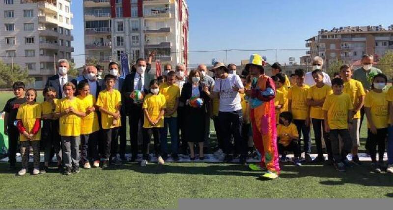 Nurdağı'nda 'Gaziantep Spor Şenlikleri' düzenlendi