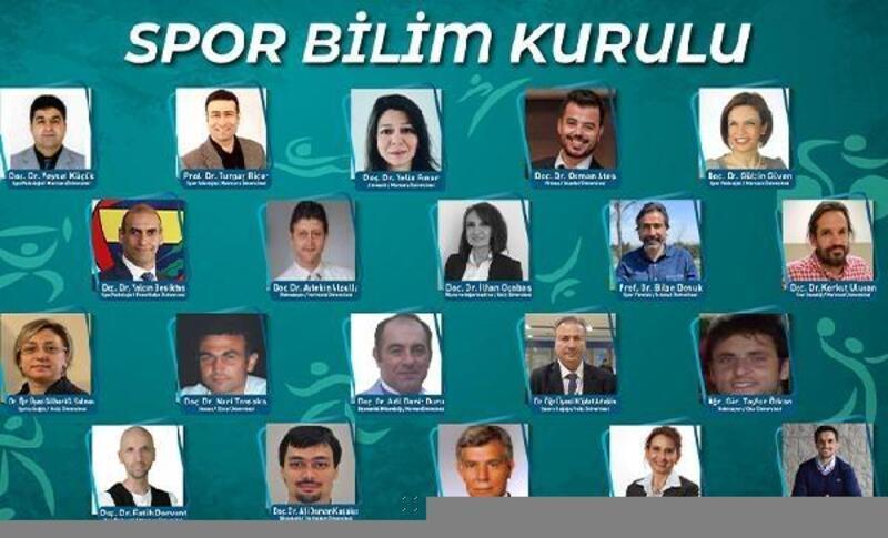 Başakşehir'de Spor Bilim Kurulu ile SARGEM kuruldu