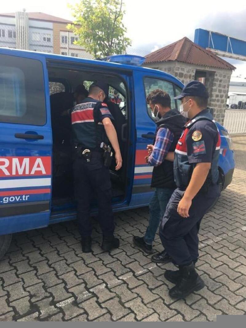 Kırklareli'de kesinleşmiş hapis cezaları bulunan 3 kişi yakalandı