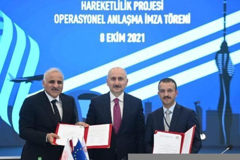 Trabzon Büyükşehir Belediyesi'nin projesine hibe desteği