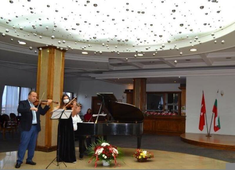 Filibe'de, Türkiye-Bulgaristan dostluk konseri
