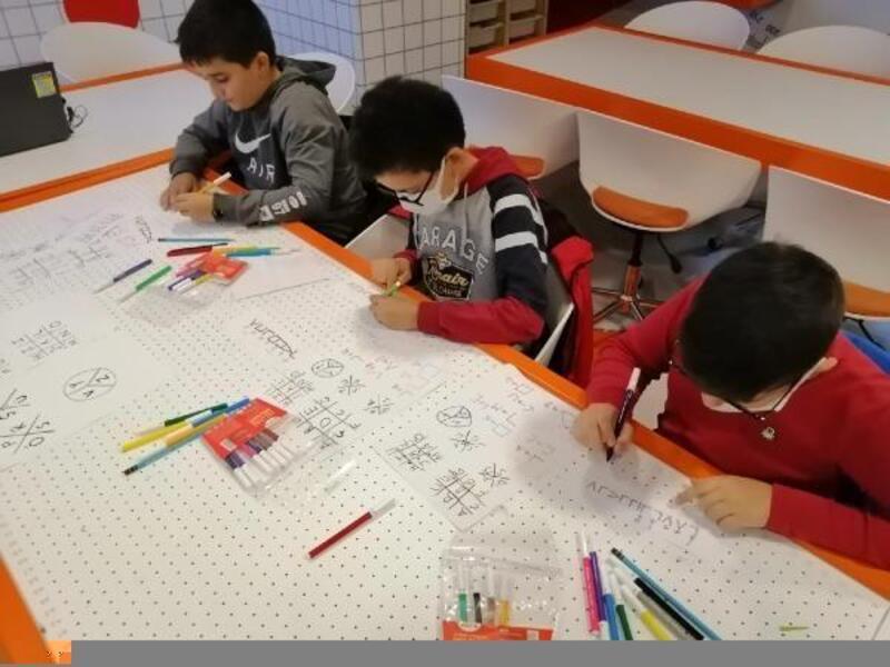 Geleceğin Matematikçileri Bilim Beyoğlu'nda