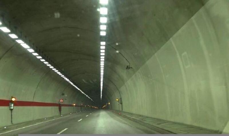 Türkiye'nin en uzun tüneli Ovit, 630 kamerayla izleniyor