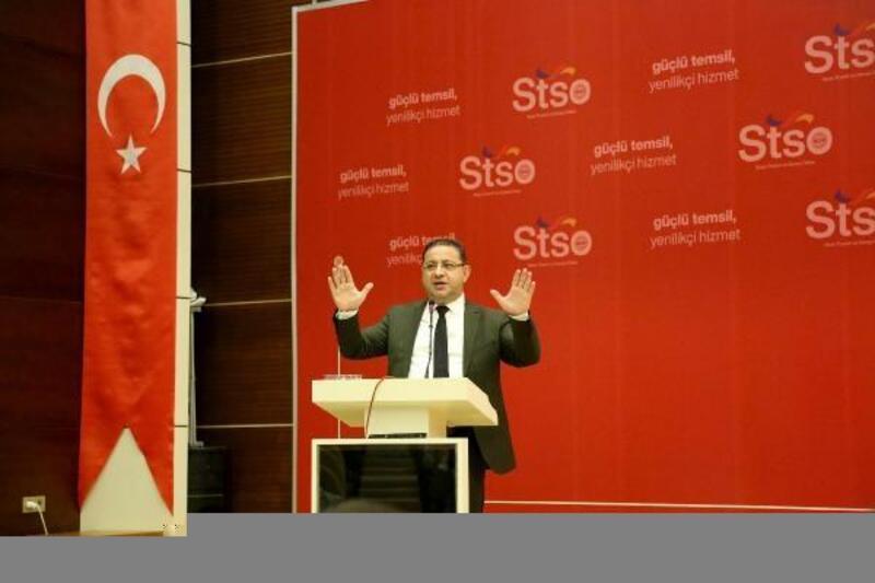 STSO, 120'nci kuruluş yılını kutlayacak