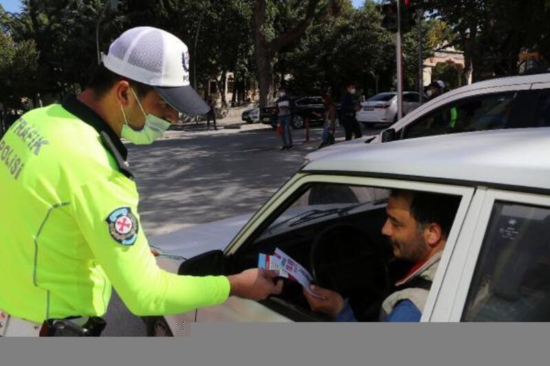 Burdur'da 'yaya önceliği' uygulaması