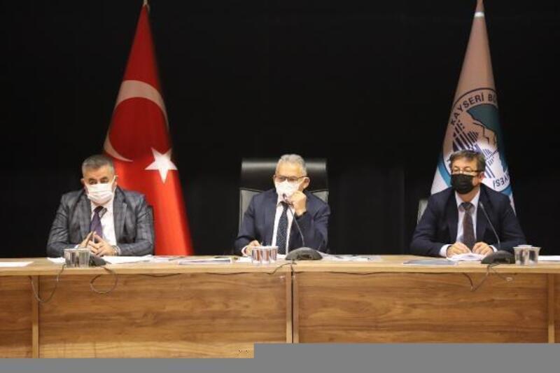 Büyükşehir meclisinde 49 gündem maddesi karara bağlandı