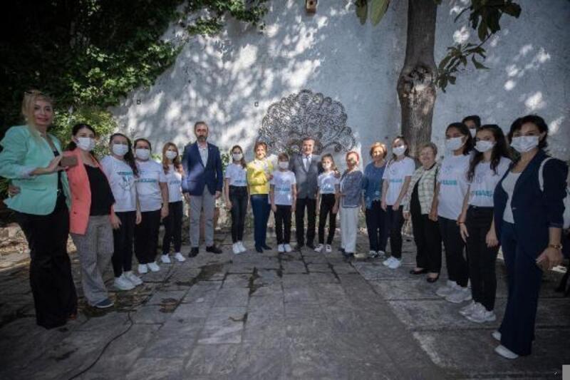 Konak Belediyesi ile Barış Çocuk Orkestrası'ndan iş birliği protokolü