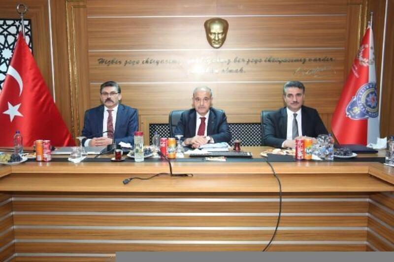 Emniyet Genel Müdürü Aktaş'tan, Malatya'da ziyaret