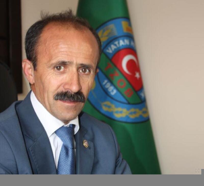 Ziraat Odası Başkanı Şimşek: Gençler köyleri terk ediyor