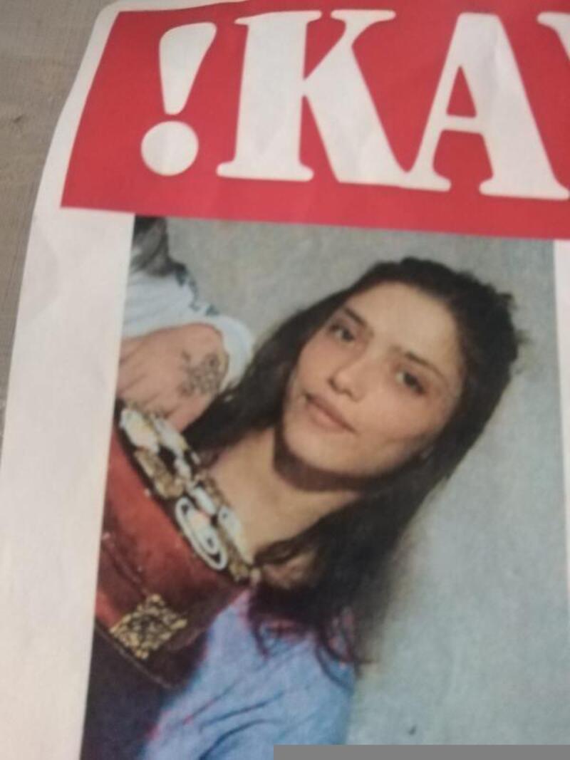 Trabzon'da 4 gündür kayıp Melike bulundu