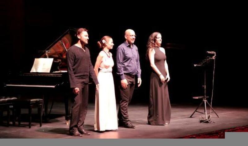 Operada 'Sonbaharda Brahms' konseri