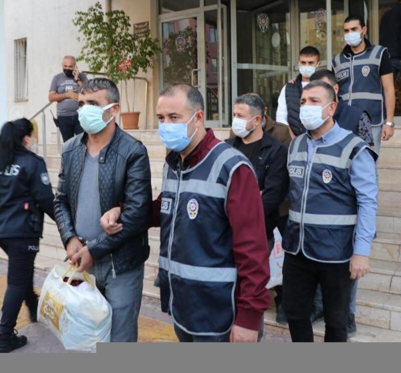 Kayseri'de aranan 5 kişi yakalandı