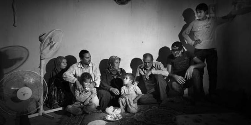 """""""Barış gelse Suriye'de çadırım olsun otururum"""""""