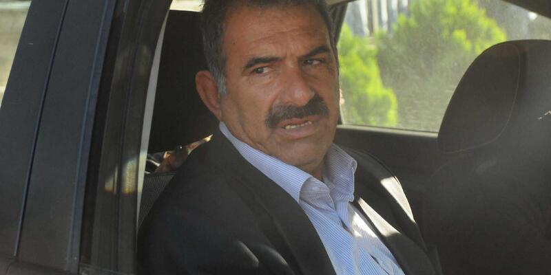 Öcalan'ın kardeşi İmralı'ya gitti
