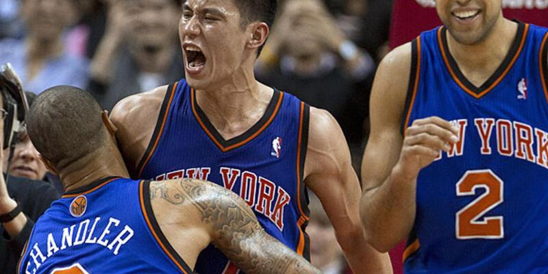 Jeremy Lin durdurulamıyor