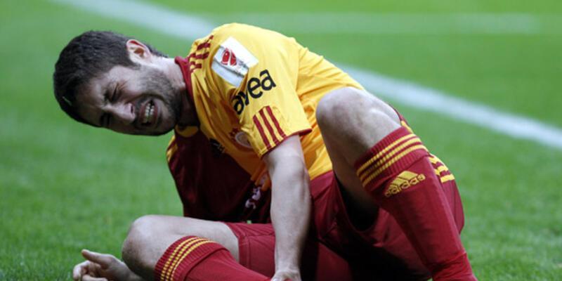 Galatasaray Sabri'yi kaybetti