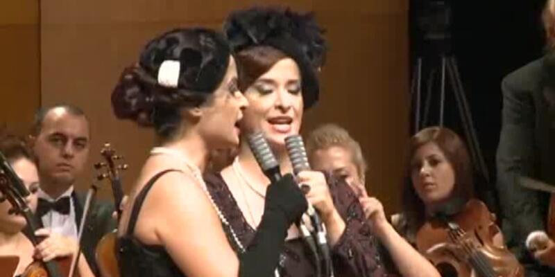 Operacı ikizler tangoyu Türkiye'ye tanıtıyor