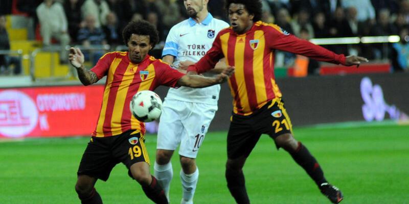Trabzonspor 61. dakika golüyle kazandı