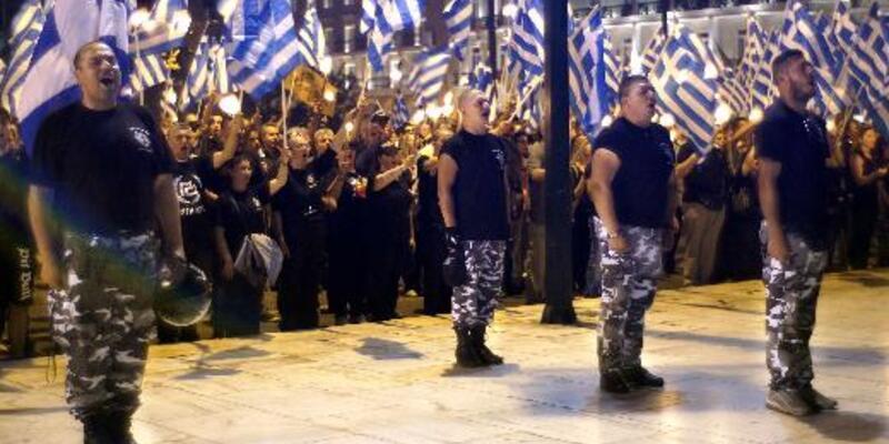 Yunanistan'da Altın Şafak depremi