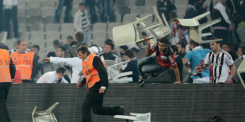 Türkiye stadyumları güvensiz buluyor
