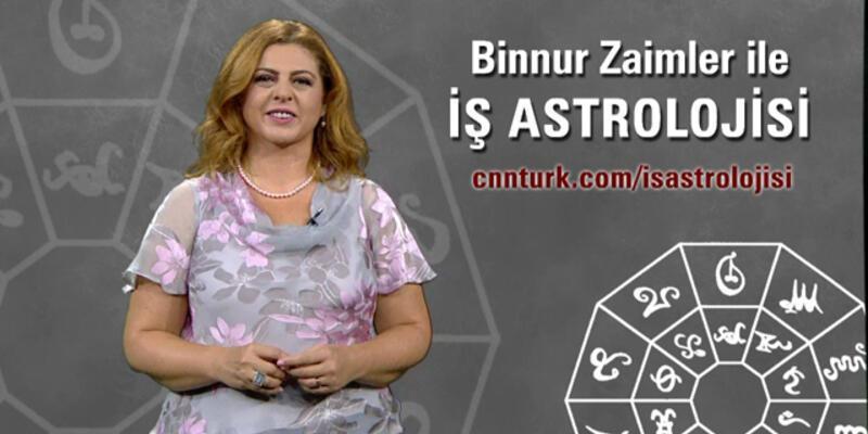 Binnur Zaimler ile İş Astrolojisi – Yay